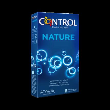 Preservativo Control Nature 6 unid.
