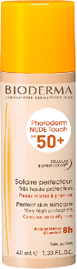 Photoderm Nude Touch SPF50+ Natural 40 ml