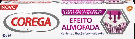 Corega Efeito Almofada 40g