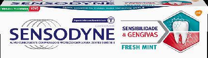 Sensodyne Sensibilidade & Gengivas Fresh Mint 75ml