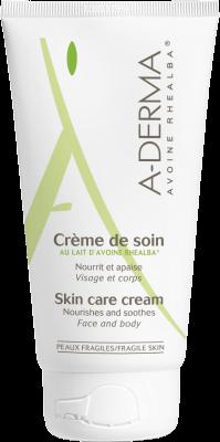 A-Derma Creme Hidratante de Aveia 50 ml