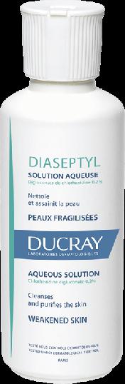 Diaseptyl Solução Aquosa para cuidados purificantes 125 ml