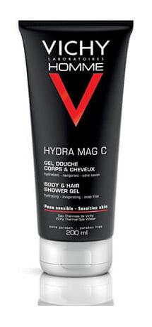 Vichy Hydramag C Gel de Banho Hidratante Revigorante 200ml