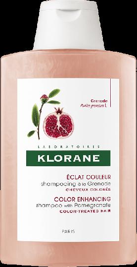 Klorane Capilar Champô Romã 200 ml
