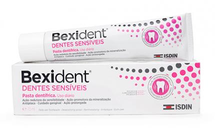 BEXIDENT Pasta Dentes Sensíveis 75ml