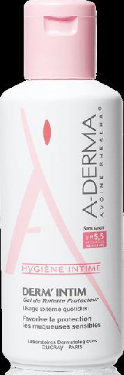 A-Derma Íntimo Gel Suave 200 ml