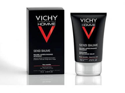 Vichy Sensi-Baume Bálsamo Conforto Antireações - Peles sensíveis 75ml