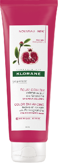Klorane Capilar Creme de dia Romã 125 ml