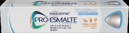 Sensodyne Pro-Esmalte Branqueadora 75ml