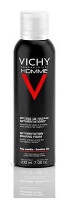 Vichy Mousse de Barbear Anti-irritações 200ml