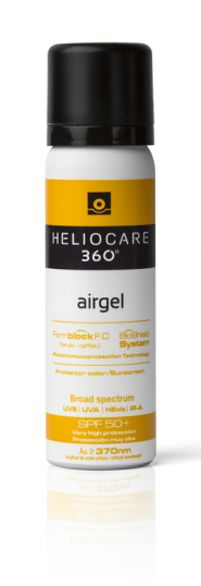 Heliocare 360º Airgel SPF 50+ Aerosol 60 ml