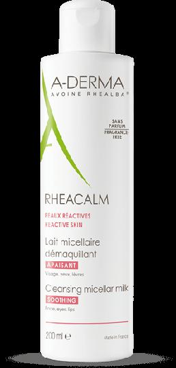 RHEACALM LEITE MICELAR CALMANTE 200 ml