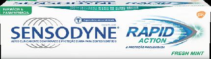 Sensodyne Rapid Action Fresh Mint 75ml
