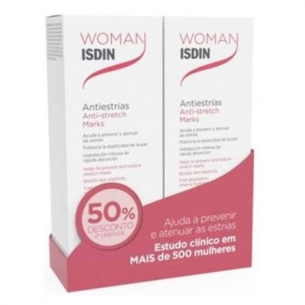 ISDIN Woman Duo Antiestrias 2x250ml