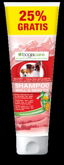 Bogacare Shampoo Small e Sensitive 250 ml