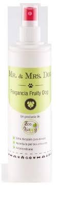 Mr. & Mrs. Dog Fragância Fruit Dog 200ml